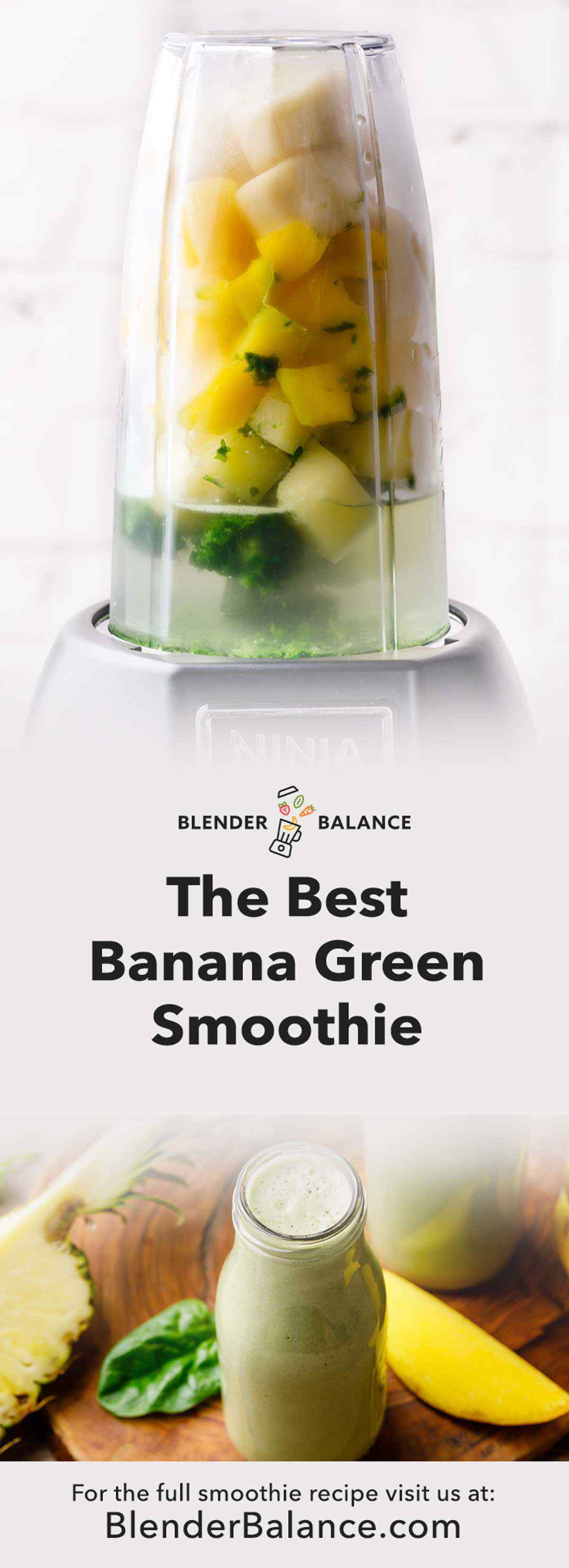 Banana Green Smoothie