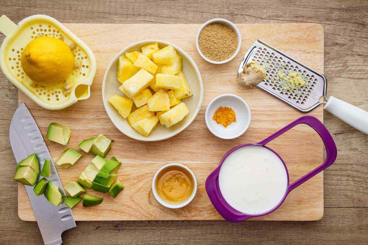 Easy 5-Minute Avocado Smoothie
