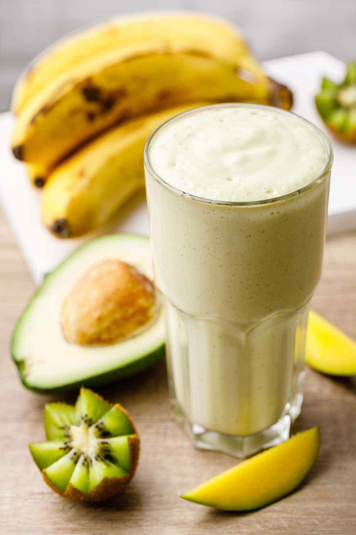 Avocado Protein Smoothie