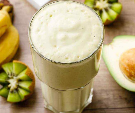 Avocado Protein Smoothie
