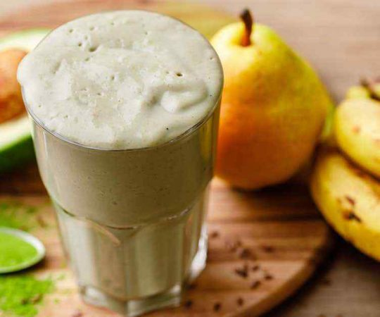 Avocado Weight Loss Smoothie
