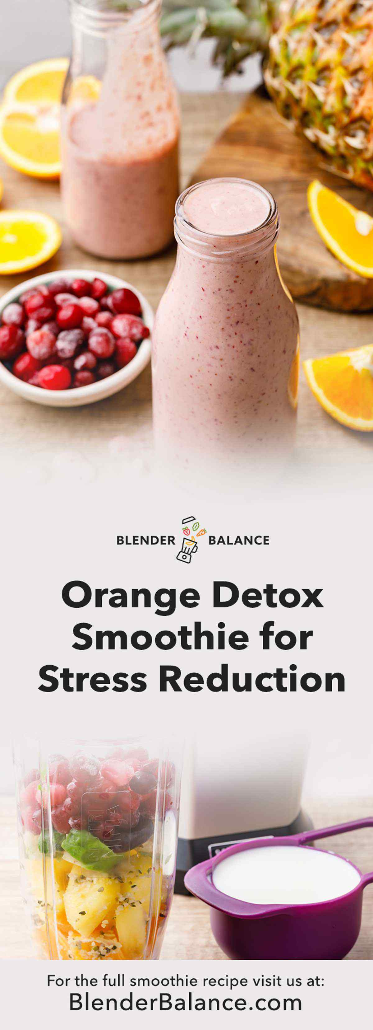 Orange Detox Smoothie