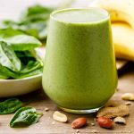 Kale Spinach Green Smoothie