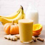 Orange Breakfast Smoothie