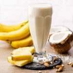 Pina Colada Pineapple Protein Smoothie