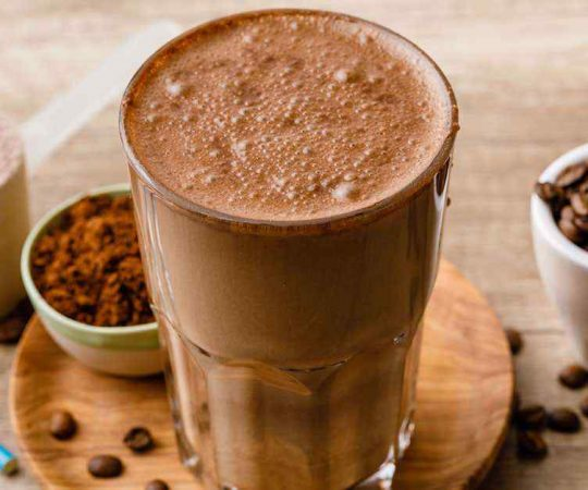Chocolate Smoothie for Weight Loss