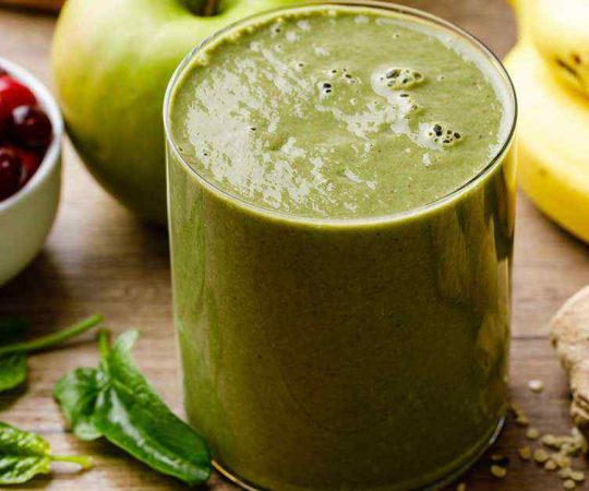 Paleo Spinach Smoothie