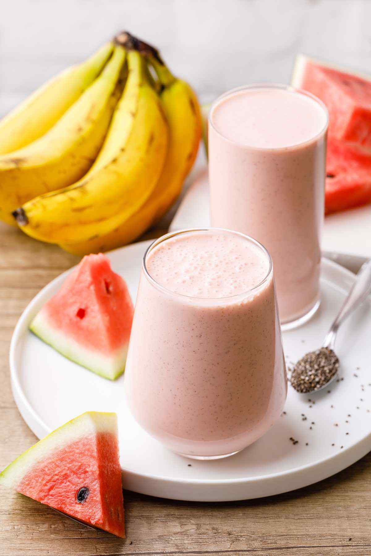 Watermelon Weight Loss Smoothie
