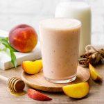 Easy Peach Smoothie Recipe