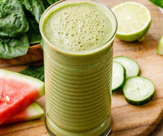 Watermelon Detox Smoothie