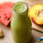 Watermelon Green Smoothie
